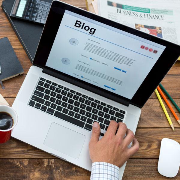 Articles de blog et chatblots
