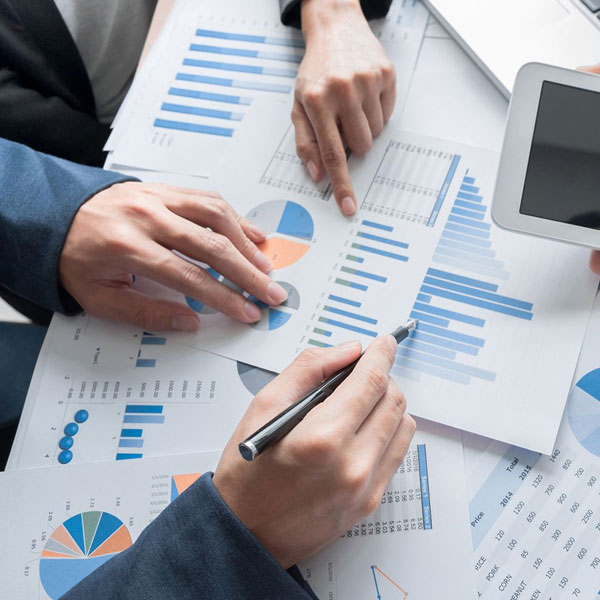 Reporting d'actions commerciales